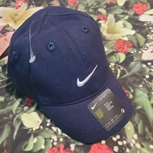 Nwt nike hat cap 12-24 m boys blue
